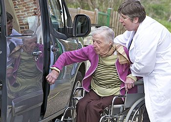 Senior Transportation Services in Santa Cruz CA