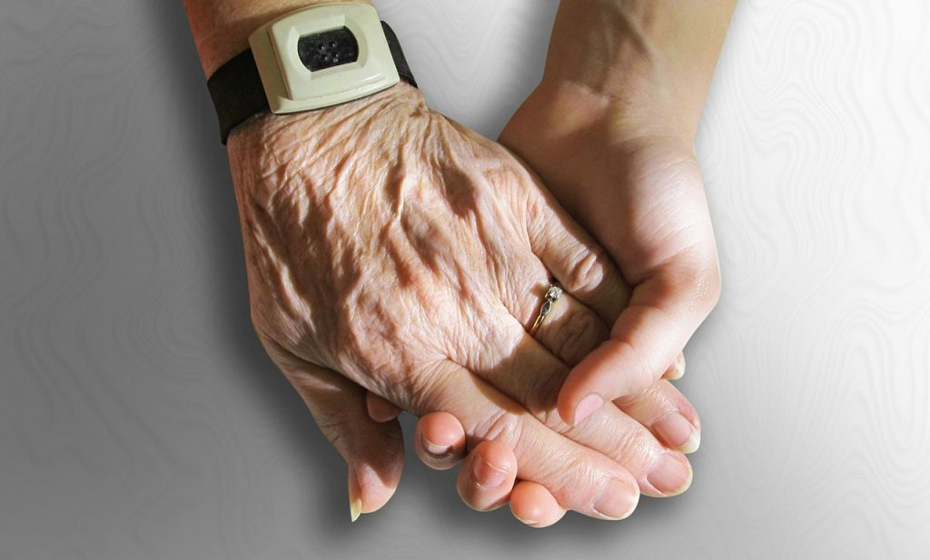 Caregiver for Elderly Parents