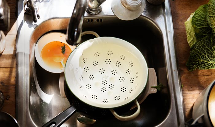 Dirty Dishes - Housekeeping Assistance for Seniors