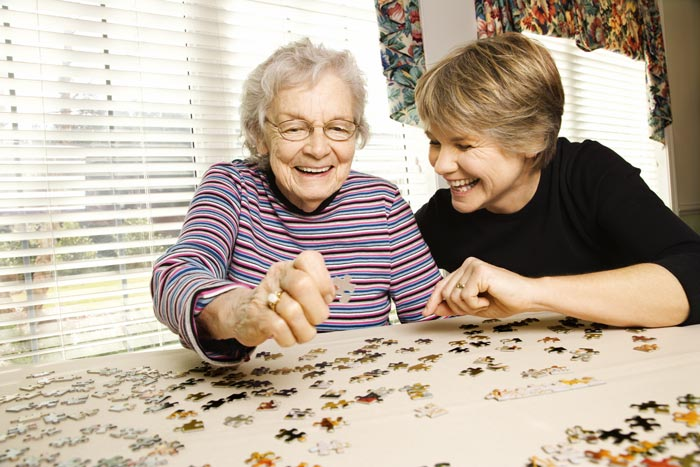 Signs a Senior Needs Help at Home - No Interest in Activities