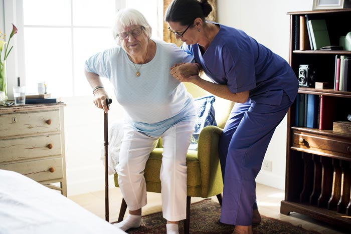 Signs a Senior Needs Help - Mobility