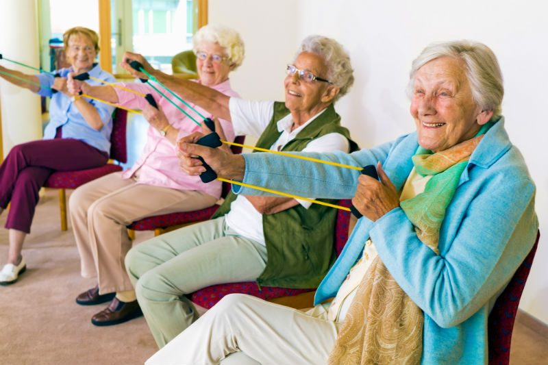 Senior Activities to Maintain Independence