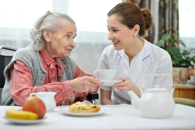 Home Care Maintains Independence for Seniors
