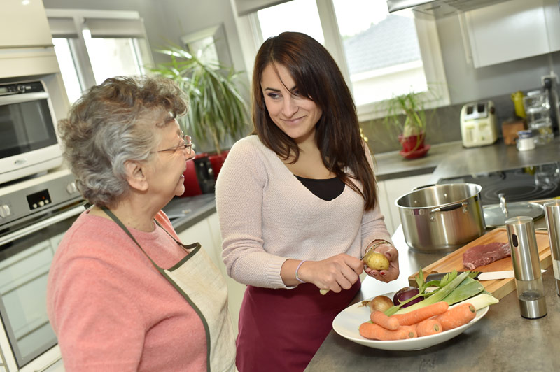 Meal Planning Assistance for Seniors