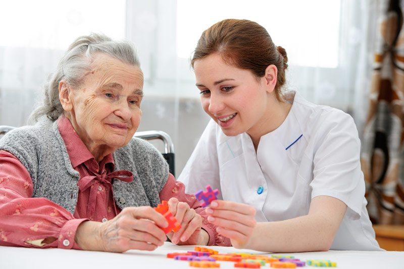 Keeping Seniors Active and Social in the Home