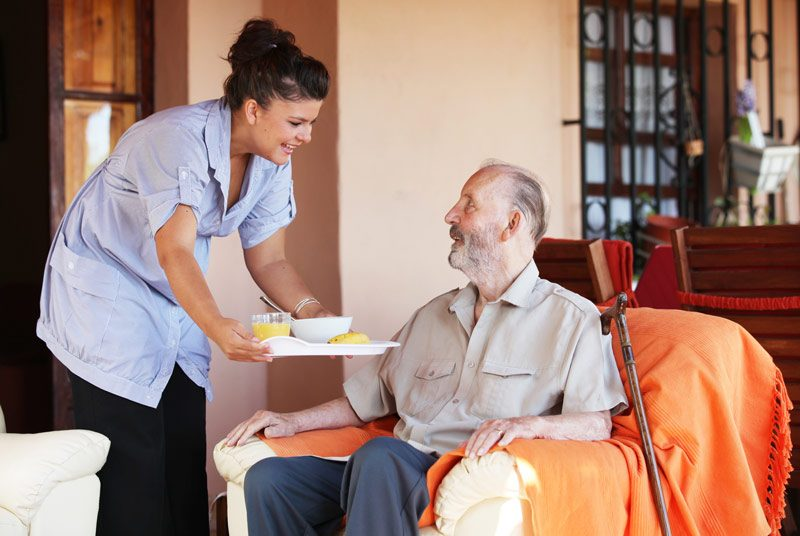Caring Companionship Services for Seniors