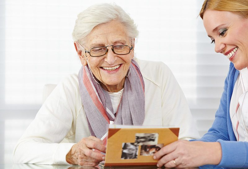 Dementia & Alzheimer's Home Care