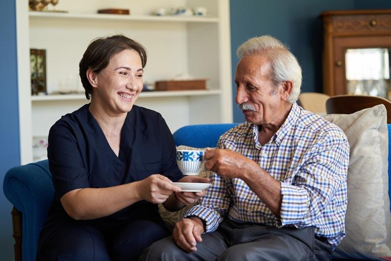 Home Care vs Nursing Home Benefits