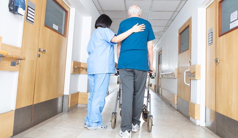 Nursing Home vs Home Care for Seniors