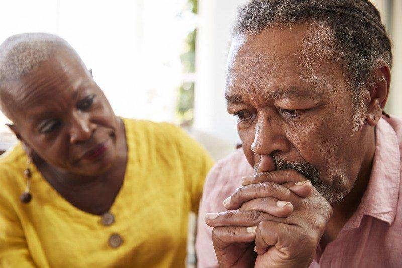 When dementia patients don't want help