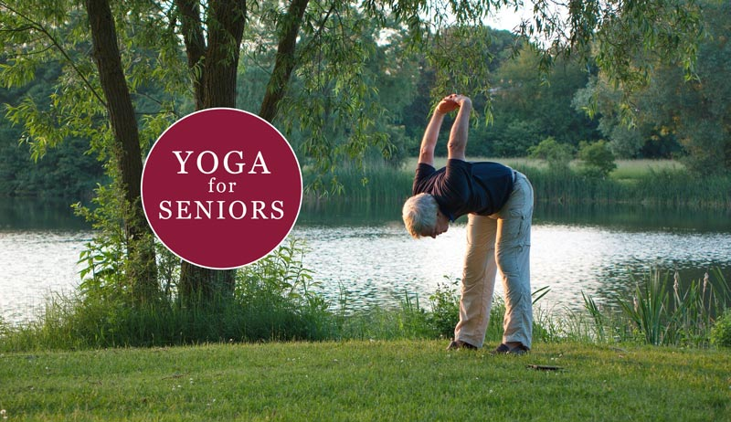 Yoga for Seniors: Healthy Exercise Options