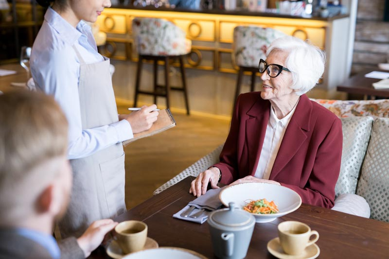Senior Citizen Benefits and Perks