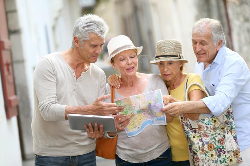 Senior Citizen Travel Perks