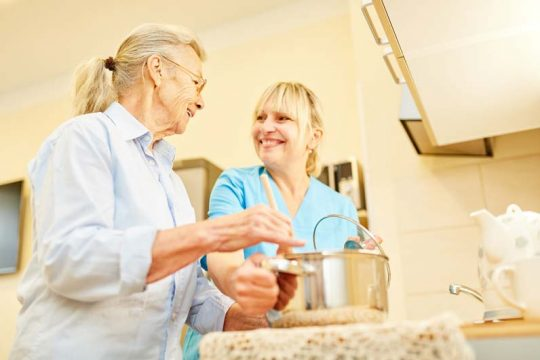 Meal Planning & Preparation Services for Seniors
